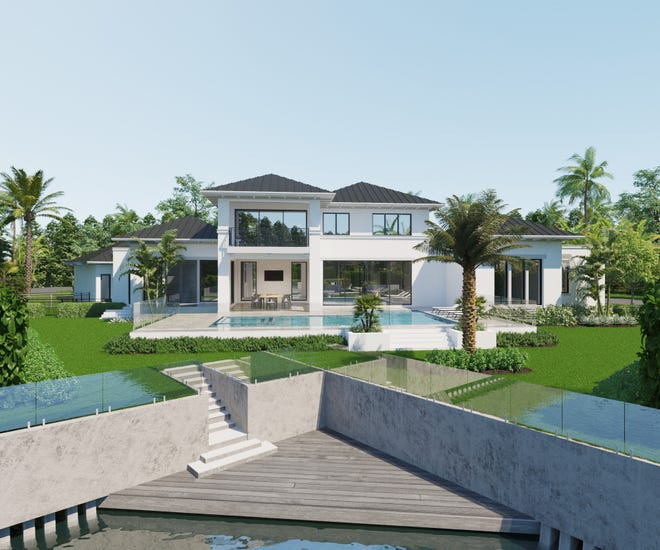 CGU Homes, a Naples-based luxury real estate and remodeling contractor, recently began construction of a private residence in Delray Beach.