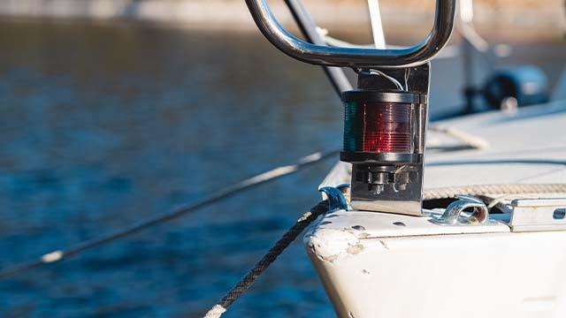 Punta Gorda police cracking down on navigation light violations