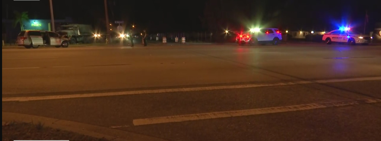 1 dead, 1 seriously injured in a frontal accident in North Fort Myers