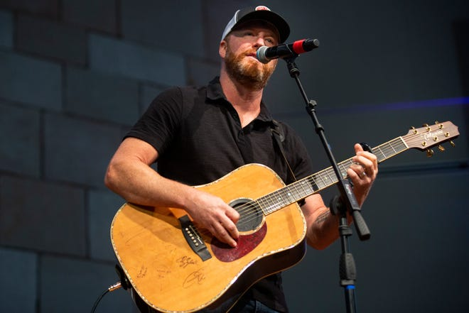 Country singer and former candidate for The Voice, Ben Allen, will perform for students and staff at the Village School of Naples on Wednesday March 17, 2021.