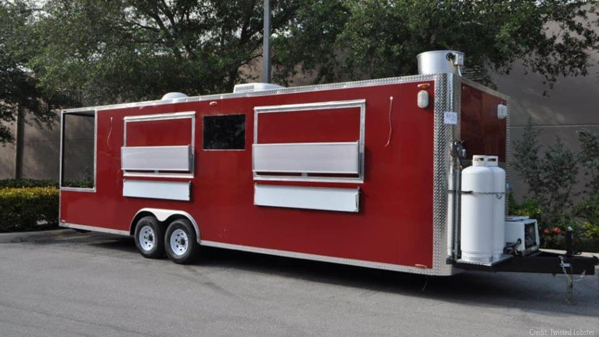 Food truck stolen from the popular Cape Coral fish restaurant