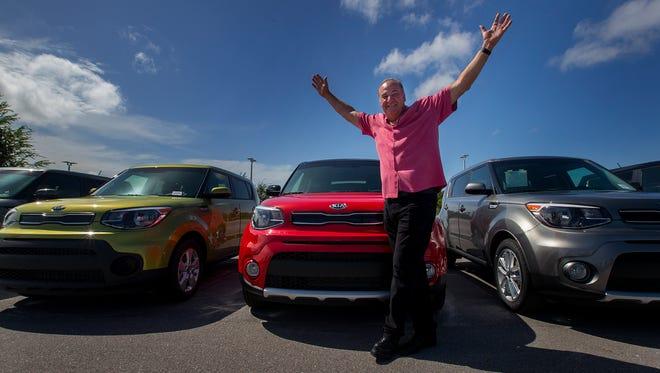 Billy Fuccillo, owner of Fuccillo Kia in Cape Coral, opened this dealer in 2010.