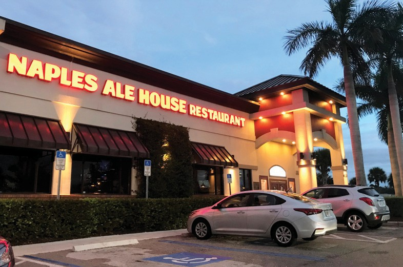 Miller's Ale House, which has a longtime location in North Naples, has put plans on hold for a new pub in South Naples. TIM ATEN / NAPLES FLORIDA WEEKLY