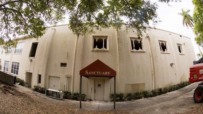 The First United Methodist Church in downtown Fort Myers was razed four years ago. When it closed, it was the oldest church in Lee County and could become the location of a new residential community and new parking garage.