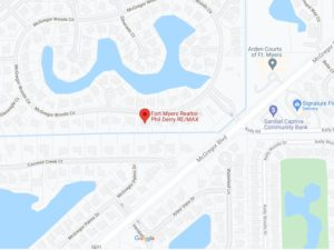 Fort Myers Realtor - Phil Derry ReMax Maps