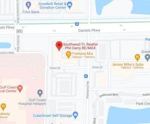 Southwest Florida Realtor - Phil Derry ReMax Maps