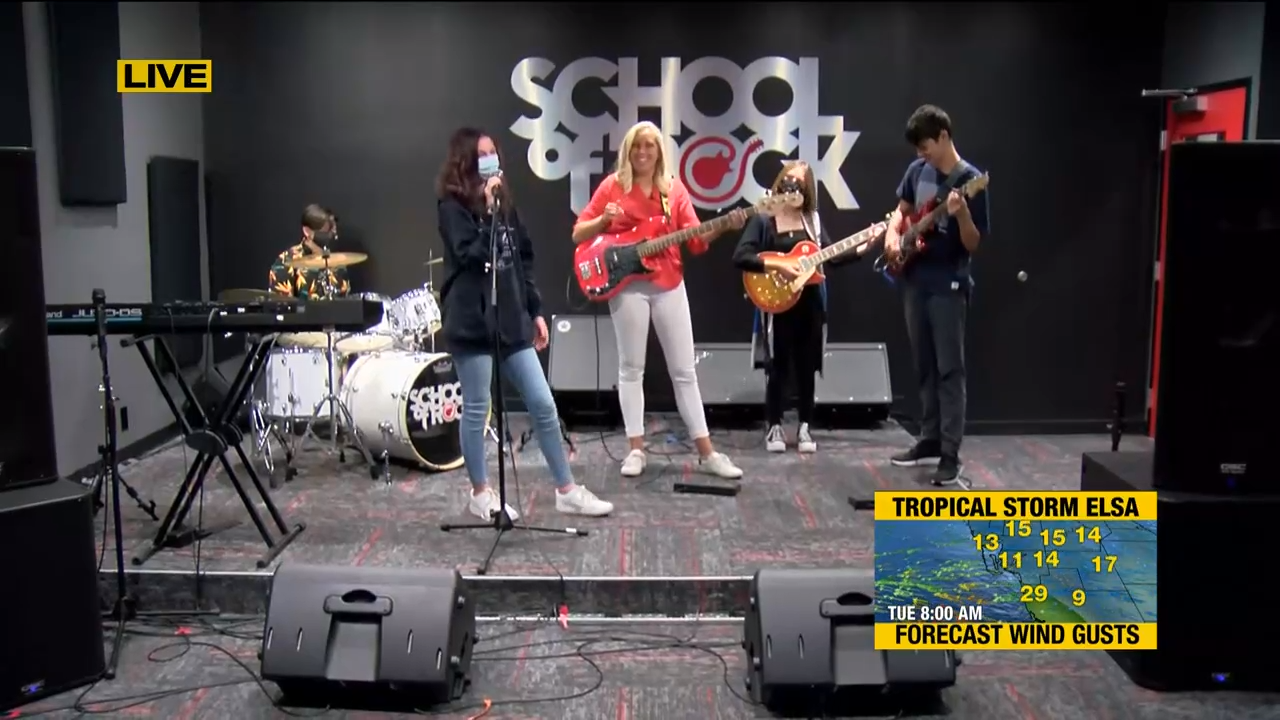Further exploration: School of Rock Fort Myers