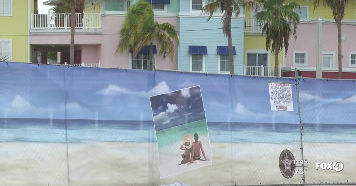 Executives from the Fort Myers community fill the new Margaritaville Resort with sound