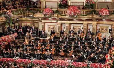 The Vienna Philharmonic Orchestra returns for two days of concerts.
