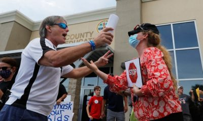 Lee County schools superintendent enacts 30-day mask mandate