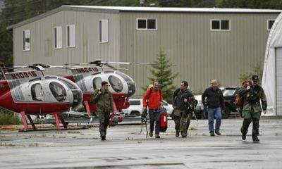 6 dead in Alaska sightseeing plane crash