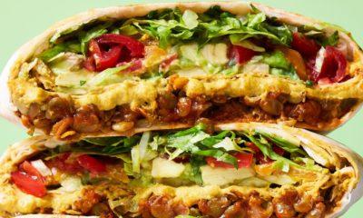 Best Vegan Crunchwraps - How to Make Vegan Taco Bell Crunchwraps