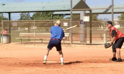 Local 50-plus softball league is searching for their next star player
