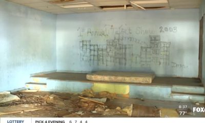 Plans to renovate first school for black children in LaBelle