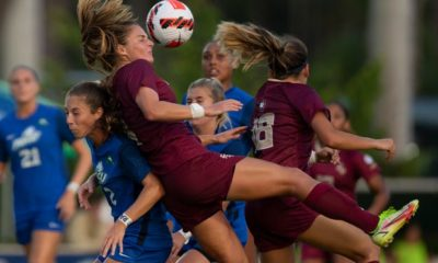 No. 1 Florida State women's soccer shuts out FGCU women at home