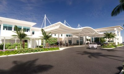 New Rendering for $8 million terminal project at growing Naples Airport
