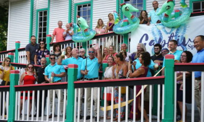 Chamber celebrates Captiva Spirits launch | News, Sports, Jobs - SANIBEL-CAPTIVA