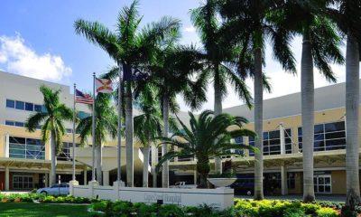 Cape Coral Hospital. (Credit: Lee Health)