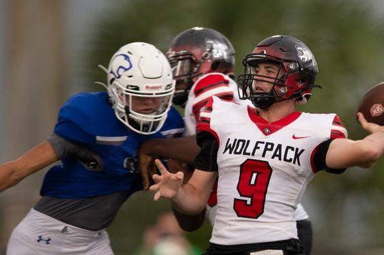Friday night scoreboard, updates from Collier, Lee high school football games