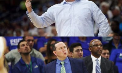 The FGCU women's basketball team, coached by Karl Smesko (top), and the men's team, coached by Michael Fly each have all but one game on their respective schedules released. The women will play in the MAAC/ASUN Challenge at Disney World on Nov. 19-20.