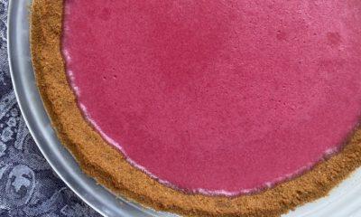 Cranberry Pie Recipe - How To Make Cranberry Pie