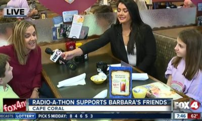 Mel's Diner in Cape Coral hosts radiothon to help Barbara's Friends