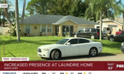 FBI issues search warrant for Laundrie home