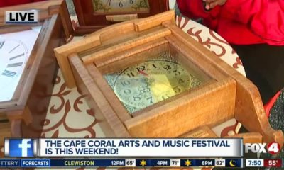The Cape Coral Arts and Music Festival returns to Southwest Florida