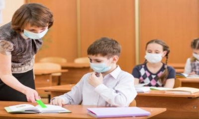 parents can once again choose not to mask children for school