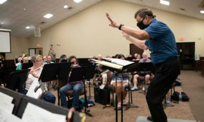 """The """"family"""" of the Naples Concert Band celebrates 50 years of music"""