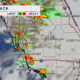 Southwest Florida is approaching a rainy, cloudy, cooler Monday