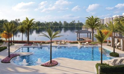 The Moorings Park Grande Lake residences have some of the best views in Naples, a range of floor plans, and expansive lanais.