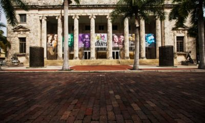 The Sydney & Berne Davis Art Center on First Street is part of the most historic site in downtown Fort Myers