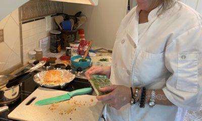 FISH, Koch offers virtual cooking course | News, sports, jobs - SANIBEL-CAPTIVA