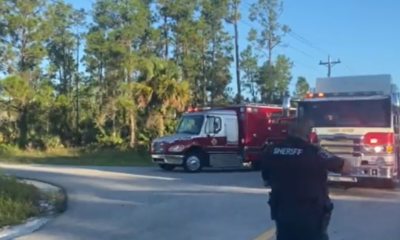 1 dead after being thrown out of car in an accident in Lehigh Acres