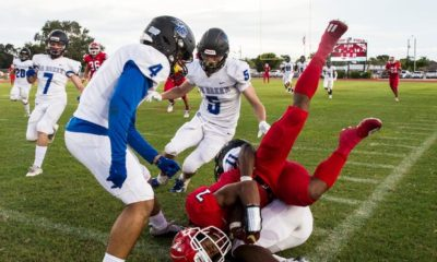 North Fort Myers students use digital scoreboard to improve match days and education