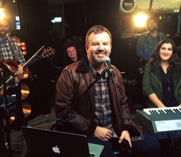 Casting Crowns poses for a photo. Casting Crowns on Instagram (courtesy)