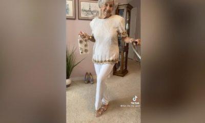 Naples grandmother uses Tik Tok to make others smile
