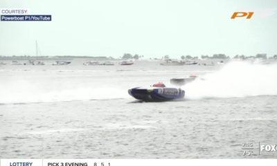 Roar Offshore is making noise again off Fort Myers Beach when the powerboat event returns