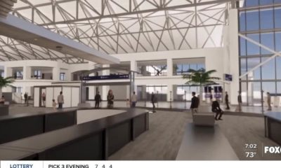 Southwest Florida International Airport begins construction of a new terminal expansion project
