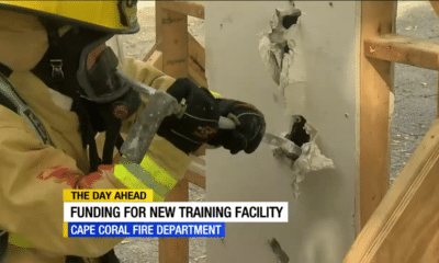 The Cape Coral fire department could get a new training facility